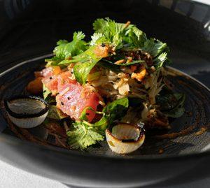 クッキングライブ開催「ミナミマグロでおうちレストラン」